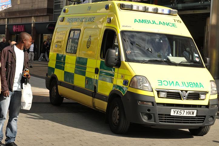 Become an Ambulance Driver