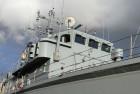 Navy Worker