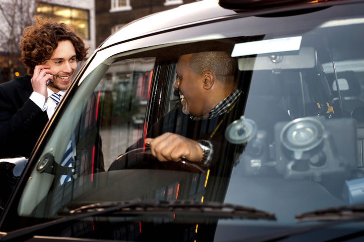 So, what does a London Cabbie really earn?
